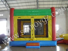 2017 Sunjoy hot sale kids inflatable bounce bed