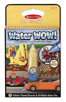 custom Water Wow Coloring Book/coloring boards with refillable water pen/Alphabet and Numbers Paint