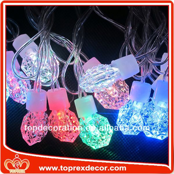 Christmas decoration christmas tree led branch lights