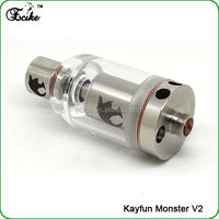 Stock in usa mechanical 1:1 clone kayfun style Kayfun Monster V2 kayfun monster v2 rda