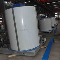 High-grade 15tons/day Ice Flaker ,Ice Flake Evaporator for the industry use,for meat processiong, slaughterhouse