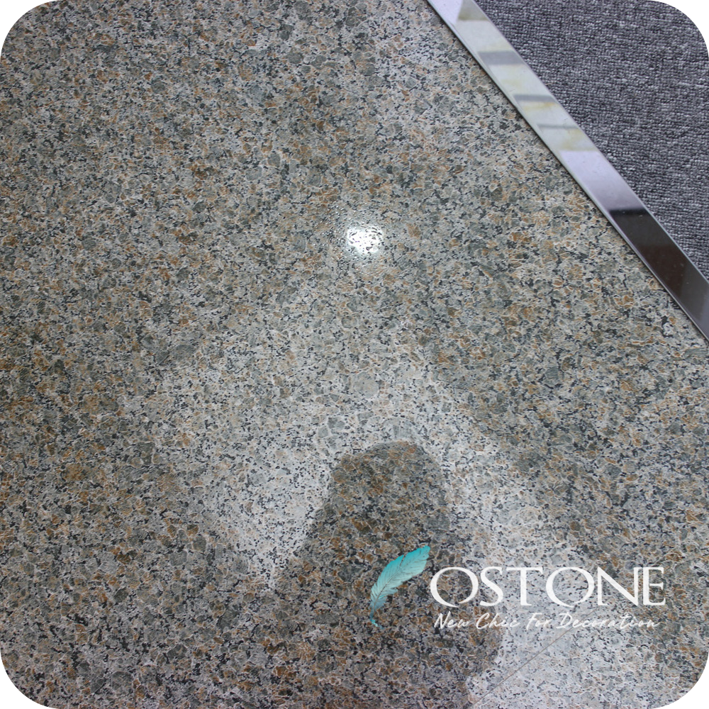 Wholesale Grey Pearl Imitate Stone Porcelain Tiles Floor Ceramic