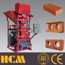 Chinese china hollow red clay brick making machine Eco 2700 types of industrial products