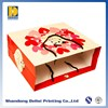 Different Sizes Custom Printed Festive Gift Paper Bags Packaging