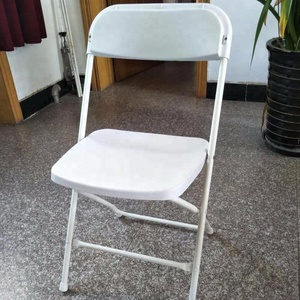 metal frame outdoor folding plastic chairs