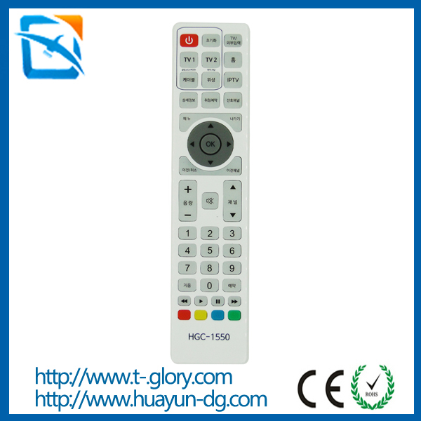 OEM satellite receiver cloud ibox dvb-s2 iptv STB remote control
