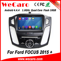Wecaro WC-FF8088 Android 4.4.4 car dvd player for ford focus 2015 onwards with radio 3G wifi playstore