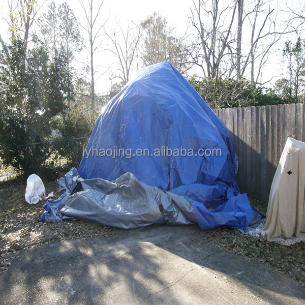 Cheap professional insulated tarp to cover car / truck / equipment / cargos