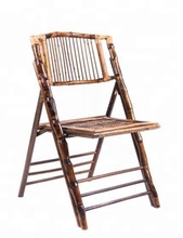 Dining Chair Bamboo Folding Chair For Wedding