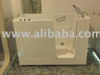 Walk-in bathtub 450USD