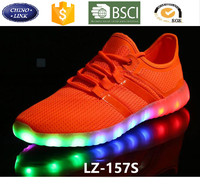 wholesale cheap Good pattern Skull led shoes cheap price adult glow luminous led light shoes light up shoes
