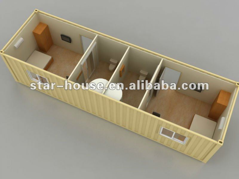 Container model house(Australia,Canada,CE Standard) )