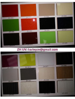 High Gloss Uv MDF Wood Boards for Kitchen Cabinet door