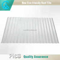 Competitive Price Reinforced Plastic Fiberglass Transparent Roof Panel