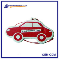 Best Design Promotional Auto Hanging Car Paper Air Fresheners For Car/Paper Air Freshener
