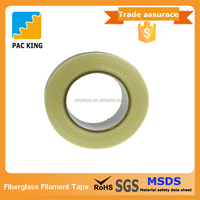 TOP Manufacturer Supply And Box Sealing Tape Of Fiberglass Filament Tape