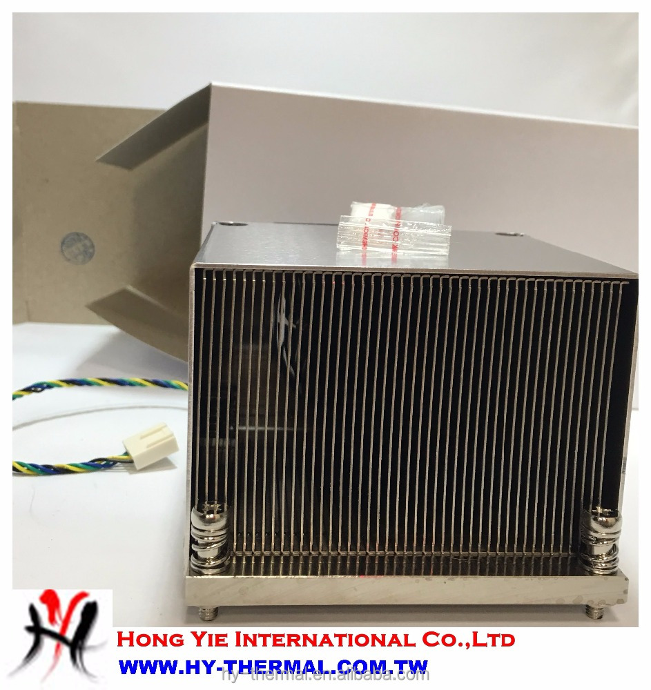 2016 HY493 CPU cooling fan Force Convection MIT aluminum heat sink