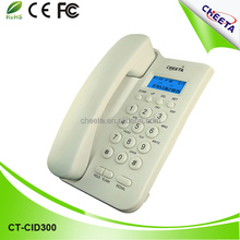 analog novelty corded display telephone line switch