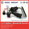 famous hid car lights 35W canbus ballast single bulb xenon kits