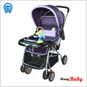 China 2015 fashion baby car seat with pram baby clothes buggy
