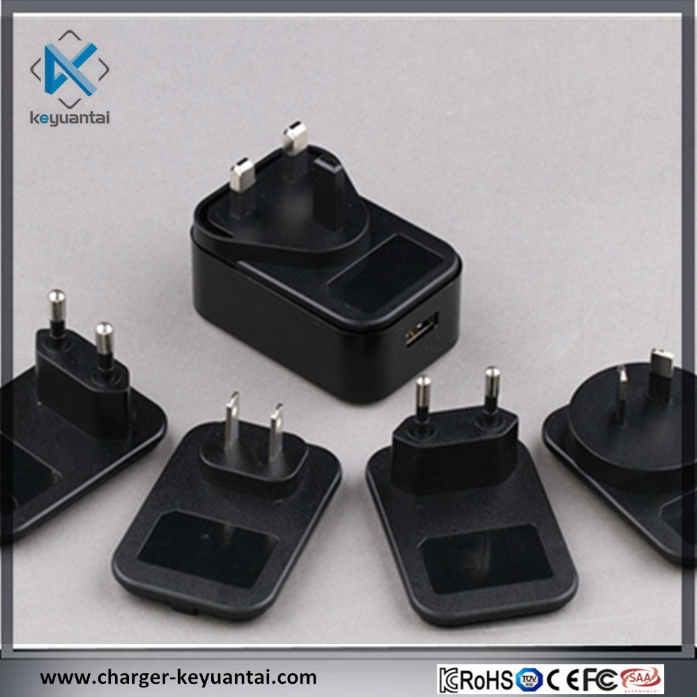 Wholesale Universal 2 USB Wall Charger for Home or Travel Dual USB Wall Charger