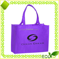 2016 new design custom cheap printing reusable promotional tote beach take away eco non woven shopping bags