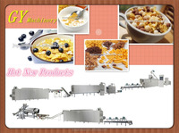 GY Whole Sale Automatic Cereal Corn Flakes Production Machine