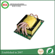 EF series EF12 EF16 EF20 EF25 transformer toroidal costume to buy for pcb mounting with RoHS