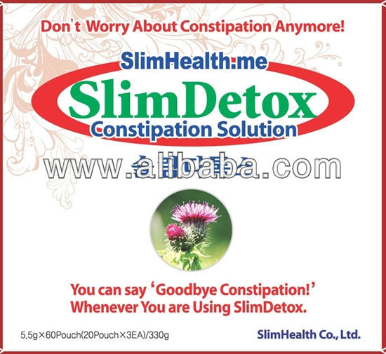 SlimDetox: Colon Cleansing, Anti-Constipation
