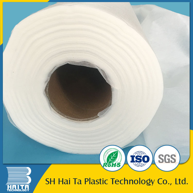 Customized professional hot water soluble embroidery backing paper for hospital