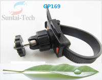 2015 Wholesale professional accessoriess Gopro Belt type fixed bracket, can be used for bicycle helmets, bicycles, motorcycles,