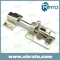 RB-115 iron small dog cage door latch