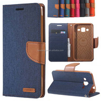 Luxury Hybrid Leather Wallet Case For iphone 5 5s 6 6s Plus Card holder Case for samsung galaxy S5 S6 S7 Edge Plus note 5