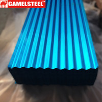 Pre-painted Corrugated Steel Roofing Sheet To Indonesia