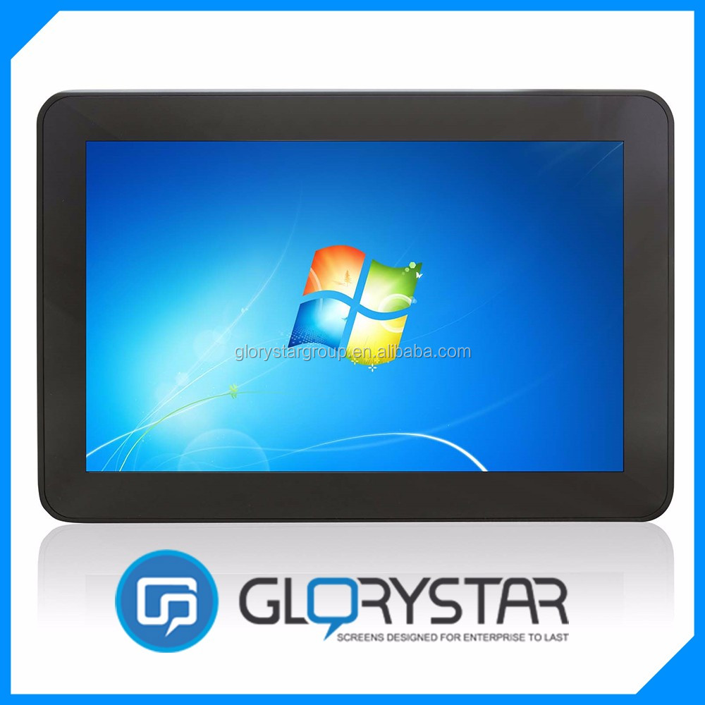 New commercial tablet android mount 10 inch windows tablet RJ45