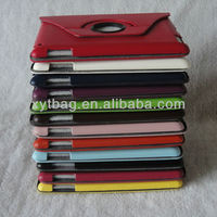 2013 new style 360 rotate tablet pc case wholesale