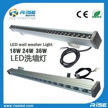Good Design Aluminum Warm White Led Wall Washer With Long Lifespan