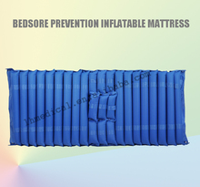 Medical inflatable foldable waterproof belt hole health mattress cushion