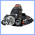 30W Ultra Bright High Power Waterproof 3x XML T6 LED HeadLight LED Rechargeable Hunting Headlamp LED USB HeadLight