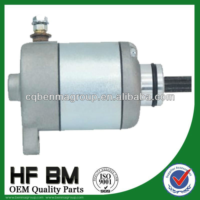 Good Performance starter motor for wave125 ,high quality start smoothly