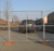 6' X 12' Outdoor American Used Temporary construct chain link fence/Canada/Singapore fence for safety with feet