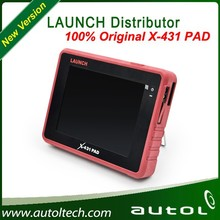 Original launch Auto scanner Diagnostic tool X431 pad launch x431 PAD support 3G/WIFI Diagnostic Machine update
