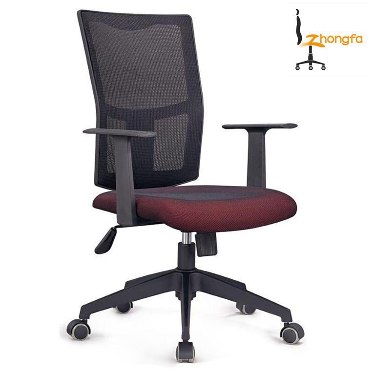 C09# Disassemble task rotating mesh office chair china mould