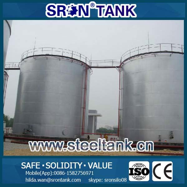 1-15000m3 Paraffin Tanks Well Corrosion Prevention for Sale