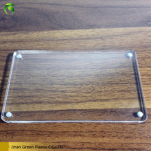 Green 2018eco high quality 1/2 inch perspex pmma board clear cast acrylic sheet price