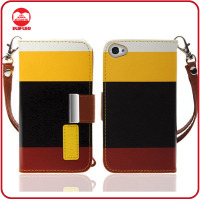 Guangzhou Factory 2013 New for Iphone 4 Clutch Wallet Case