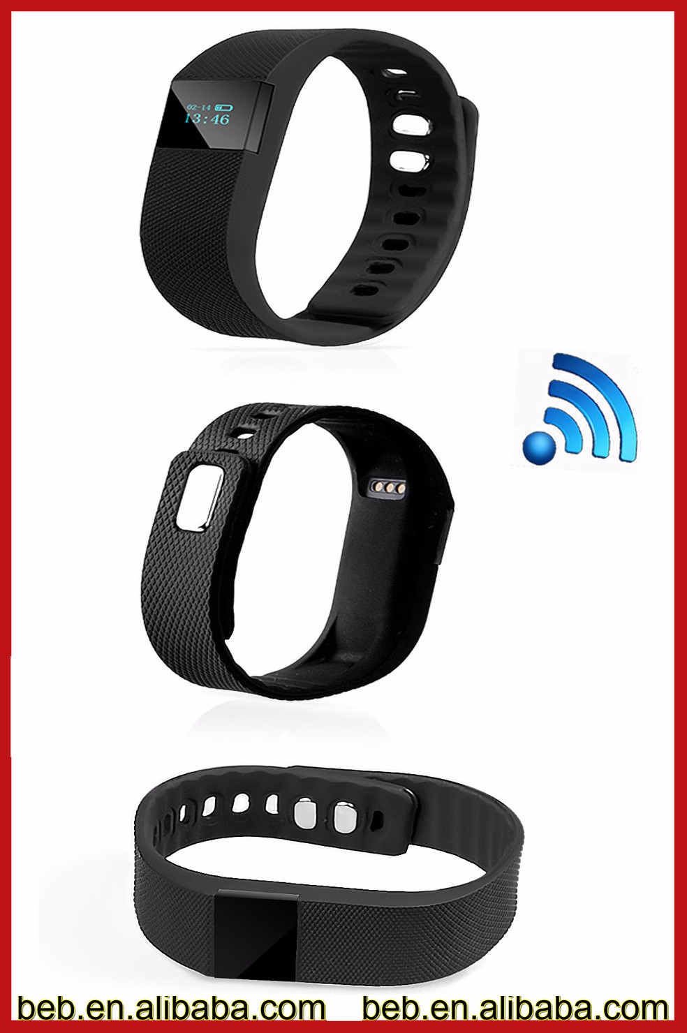 For iphone IOS android cellphone watch fitness sleeping monitor pedometers fitness watch