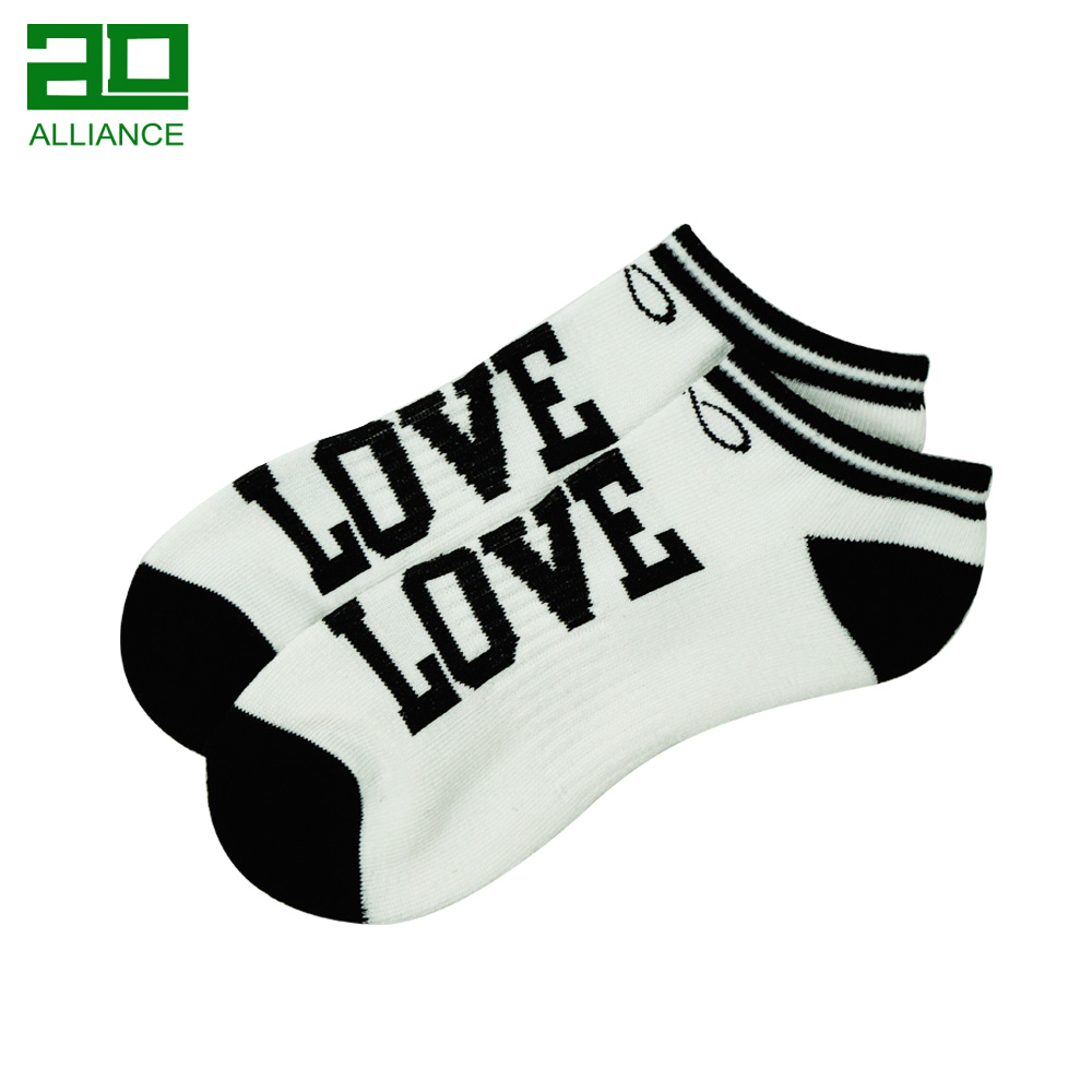 New design ankle sock colorful Crew Socks for cotton