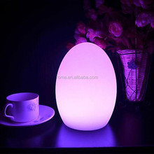 color changing small outdoor restaurant led table top lamps night light