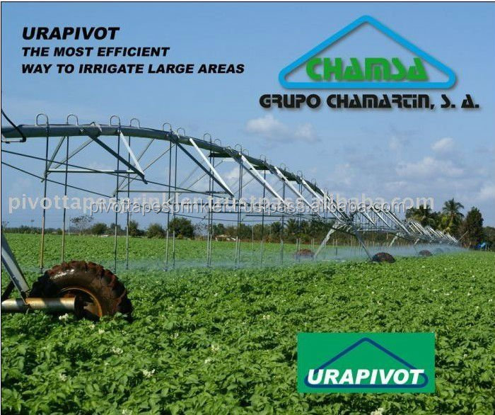 Urapivot Electricity Center Pivot Irrigation System